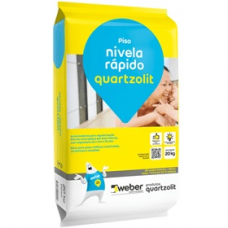 ARGAMASSA Nivela Rápido Cinza 20Kg PLH P/ Piso Vinílico