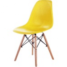CADEIRA Charles Eames Eiffel Amarela