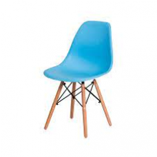 CADEIRA Charles Eames Eiffel Azul