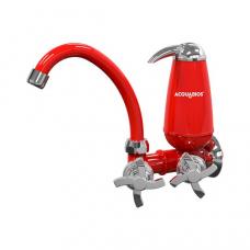 FILTRO Acqua E05 Bica Móvel Vermelha Quadriseta