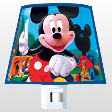ABAJUR Mini 127v Mickey De R$ 15,90 por