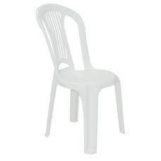 CADEIRA Atlântida PVC Branca