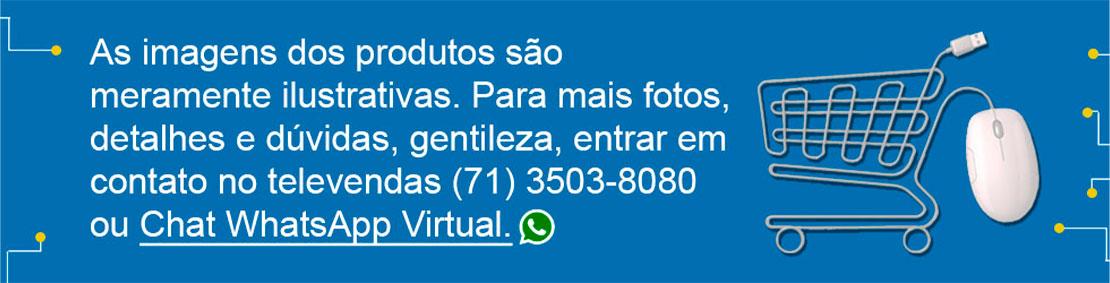 Entre em contato com nossa equipe pelo WhatsApp